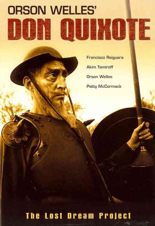 ORSON WELLES' DON QUIXOTE BY REIGUERA,FRANCISCO (DVD)