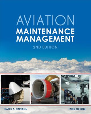 Aviation Maintenance Management By Kinnison, Harry/ Siddiqui, Terry